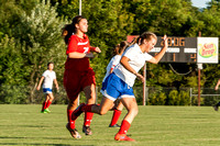 WCMS Soccer vs Franklin North Aug. 24 2017