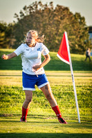 WCMS JV Soccer vs Franklin North August 24, 2017
